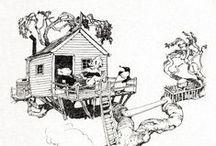 DRAW PEN INK  ARTISTS  VISART CLASS / Examples of art from Norman Lindsay, Graeme Base, Jasmine Jan, and Albrecht Durer