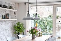 KITCHEN LIGHTING / Make your kitchen the heart of your home.