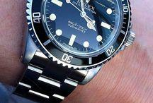 Watches / Horloges vintage