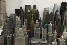 Scale Replica Skyline Views
