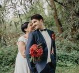 Hochzeitsfloristik / Der schönste Tag im Leben wird erst durch die passende Blumendekoration perfekt. Wir zaubern individuelle Floristik für den schönsten Tag im Leben!