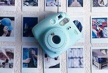 polaroid / polaroid inspiration and tips. i own instax mini 9