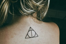 Future Tattoos / Of course, after I donate blood, I'll get many tattoos. / by Jazlyn