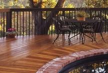 Redwood Decks