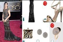 Alfombra Roja / Las mejores propuestas de moda de las celebrities en la alfombra roja inspiran a nuestras asesoras de imagen para crear looks aptos para tod@s