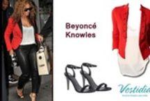 Like a celibrity... low cost! / ¿Te gustan los looks que llevan las famosas? Crees que no puedes encontrar esas prendas... Ahora es posible con Vestidia.com