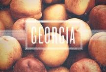 Georgia / by Rebecca Clark