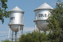 Water Towers / by Rebecca Clark