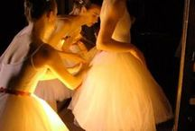 Balletspiration / Ballet. Dance. Parvani from the Teen Wytche Saga by Ariella Moon hoped to become a ballet dancer. An injury destroyed her dream, but not her love for ballet.  http://www.AriellaMoon.com / by Ariella Moon