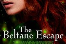 The Beltane Escape / Fairies. Medieval Scotland. Fantasy. Young Adult fantasy adventure. The Beltane Escape by Ariella Moon is the first book in the Two Realms Trilogy. http://www.AriellaMoon.com