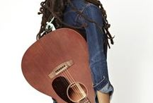 Jazmin's Closet / Guitar girl, Jazmin Jackson, is Ainslie's best friend in Spell Fire, Book 3, The Teen Wytche Saga. Her style? Rocker Chic. http://www.AriellaMoon.com / by Ariella Moon