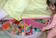 Organization: Kids Rooms & Play Spaces