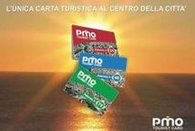 PMO Tourist Card - Palermo ITA / Welcome to Palermo  in the world of PMO Card - Palermo Pass   PMO Card is a card dedicated to sightseeing tour of the city of Palermo. Born to make you happy visitors to help them make the most of their stay in our beautiful city.   www.pmocard.it