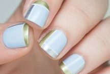 Must Try This! / Inspiration for nail art I want to attempt