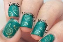 #McSpiration / Nails that were inspired by McPolish