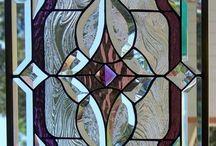 Βιτρώ - Stained Glass / Εδώ μπορείτε να δείτε κατασκευές βιτρώ που έχουμε κάνει ή πολύ όμορφες ιδέες για την διακόσμηση του χώρου σας. Here you can see stained glass that we have created and great ideas to decorate your place.