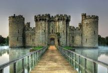 Love Scotland, Ireland, Wales, and England! / Castles. Nature. History. Celts. Travel.