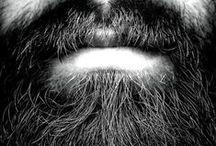 * I love Bearded Men * / Beards