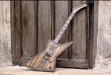 gitaar zooi