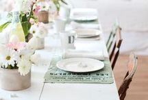 _ Table Decorations _
