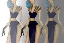 FASHION ILLUSTRATION / my fashion illüstrations and my designs.