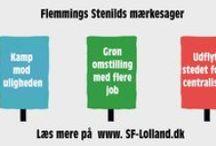 Flemming Stenild SF - Aktiviteter / Hej! Jeg er Flemming Stenild, Folketingskandidat for SF-Lolland og jeg er i fuld gang med min kampagne her små 14 dage før der er Folketingstingsvalg. #stemsf #dkpol #fv15