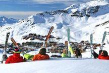 Ski / Ski / skiing / travel / winter / adventure