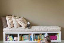 Decorado habitación / Ideas para ambientar habitación de niñas pequeñas