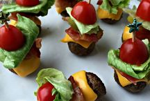 Fingerfood Ideas for a Party