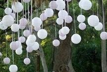 party ideas / by PoppySeed/Kim Fabrics