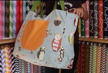 things made / by PoppySeed/Kim Fabrics