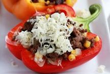 Easy Dinner Recipes / Easy Dinner Recipes to help spice up your menu / by OneSweetAppetite.com