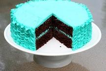 cakes / by PoppySeed/Kim Fabrics