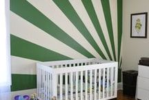 Kid's Room / Ideas for The Boy's bedroom