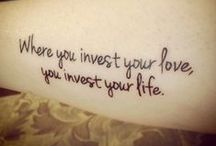 like I need another tattoo.