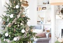 Christmas / Vintage and Modern Christmas Decor