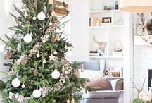 Christmas / Vintage and Modern Christmas Decor