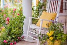 Porches / by Donna Boydston