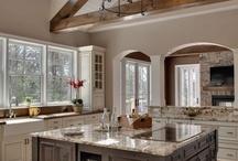 Kitchen Ideas / by Donna Tinsley