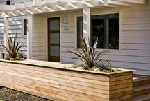 Outdoor Spaces / Lawn, Yard, and Landscaping Ideas
