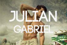 Model Julian Gabriel / by BANG+STRIKE