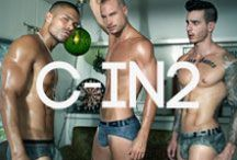 C-IN2 Underwear At BANG+STRIKE / Dive into NY's sharpest and hottest underwear brand C-IN2! We've put together a board to celebrate this brand creative strength and raw power.... Available at www.bangandstrike.com
