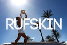 Rufskin Swimwear At BANG+STRIKE / We are the exclusive stockists of Rufskin in the UK and boy what a range we have! Invest in the best with Rufskin Swimwear at BANG+STRIKE