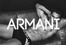 Armani Underwear At BANG+STRIKE / by BANG+STRIKE