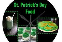 *** ST. PATRICK'S DAY FOODS*** / by Dandy Mariella