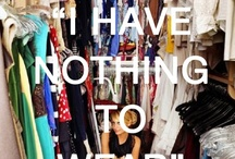 My Dream Closet!  / by Claire Borzoni