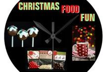 ** FOODS FOR CHRISTMAS, NEW YEAR'S, WINTER / ,  / by Dandy Mariella