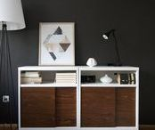Furniture- Modern / Furniture that I love and ideas for giving furniture new character. How to get the midcentury modern look without spending a fortune!
