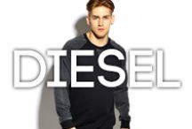 Diesel Menswear At BANG+STRIKE / by BANG+STRIKE