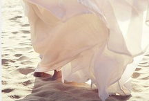 Beach Wedding / If you want to hold your wedding on the beach, you'd better choose a beach wedding dress. / by bridal fashion